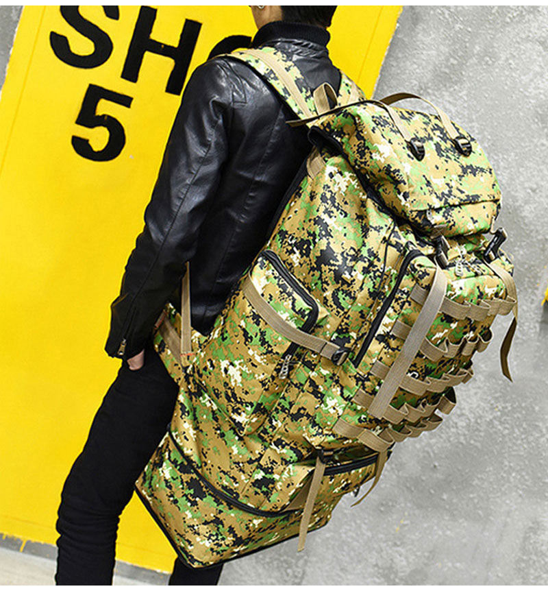 Outdoor Army 100L Sack 20