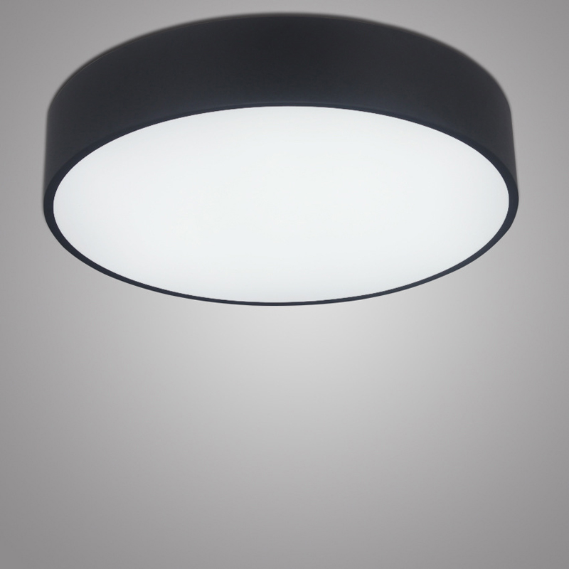 Modern Minimalism  LED Ceiling Light round Indoor LED light Ceiling Lamp creative personality study dining room balcony lamp<br>
