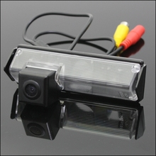 Car Camera For Mitsubishi Pajero Sport 2008~2015 High Quality Rear View Back Up Camera For Friends Use | RCA