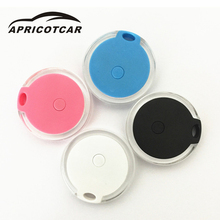 GPS Locator anti-lost alarm Pet Phone Lost Remind Car Wireless Smart iTag Bluetooth Tracker Child Bag Wallet Key Finder(China)