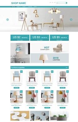 ☆可儿设计☆ 居家灯饰 摆件 椅子沙发 三色任意切换 T053