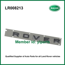 LR008213 car rear brand letter sticker ROVER for Land Range Rover 2002-2009/2010-2012 auto name plate aftermarket parts supplier