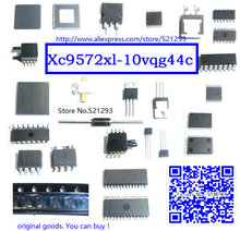 Free shipping Xc9572xl-10vqg44c  CPLD 72 MCRCELL 10NS 44 VQFP 9572 XC9572XL 3PCS/LOT
