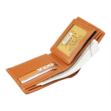 Orange Litchi pattern Cowhide Real Genuine Leather Wallets Women Bifold Clutch Coin Purses Pouch ID Credit Card Holder For Gift