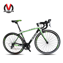 SAVA Road Bicycle Carbon Fiber Whole Bike R5 Size 700C 20 Speed & 16 Speed With SHIMANO 4600 Groupset & 2400 Groupset 3 colors