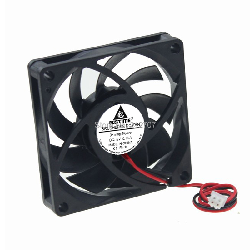 70mm cooling fan 10