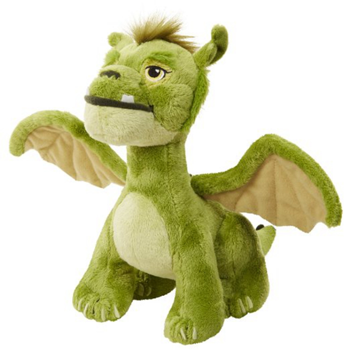 Pete's Dragon Plush Toys 25cm dragon soft stuffed dolls for kids gift(China)