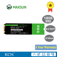 Original MAXSUN Brand Internal Solid State Disk 128GB 120GB M.2 NGFF 22*80mm SSD For Desktop Laptop(China)