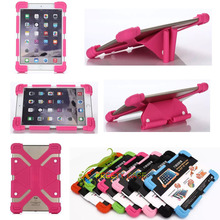 "Shockproof Silicone Elastic Cover Stand Tablet Case For 10.1"" Toshiba Excite AT15LE AT15PE Tablet"