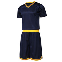 Kids plain basketball jerseys boys basketball sets youth sports vests and shorts customized any logos breathable training kits