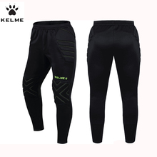 New Men's Survetement Football Pants Soccer Training Active Trousers Sport Running Protector Goalkeeper Sweatpants K15Z408L