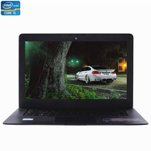 ZEUSLAP-A8 Plus 14inch Intel Core i5 CPU 4GB RAM+64GB SSD+500GB HDD Windows 7/10 System Ultraslim Thin Laptop Notebook Computer(China)