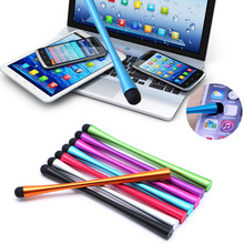 Capacitive Stylus Touch Pen Universal Touch Screen Pen Stylus Tablet Pen For iPhone 7/7 Plus iPad Tablet Samsung Phone  #K400Y#