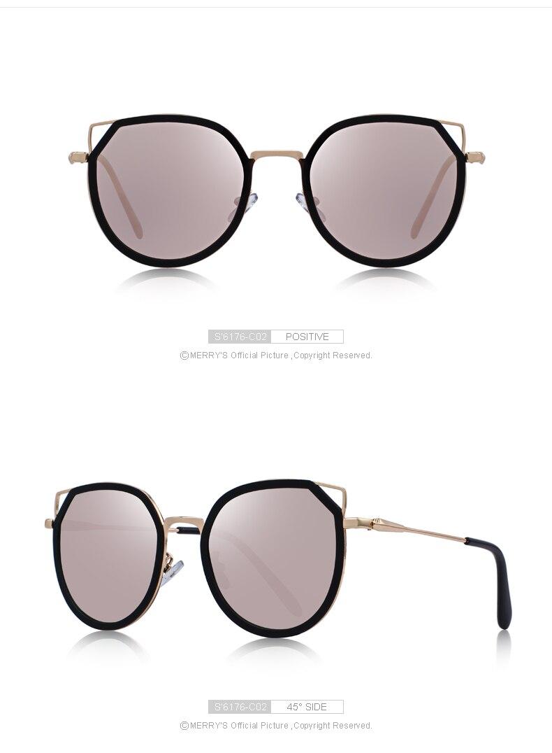 نظارات شمسية للسيدات بعدسات بلورايزد بعدة الوان 2018 8