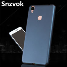 Snzvok 360 Protection Ultra-Thin PC Case for VIVO V3 MAX V5 lite V7 plus  Case for VIVO Y51 Y53 Y55 Y66 Y67 V3 MAX V5 lite Cover 2e9d1353bde6