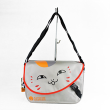 New Fasion Japanese Anime Natsume Yuujinchou Cartoon Shoulder Bag Messenger Bags Children Satchel Coss Body Schoolbags