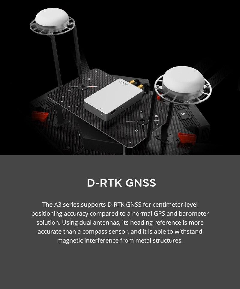 DJI A3 Flight Controller ( with GPS ) Drone Quadcopter Fly Control Original