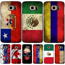 slovak mexico canada chile colombia flag cell phone case cover for Samsung Galaxy A3 A310 A5 A510 A7 A8 A9 2016 2017