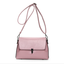 2017 New arrival spring and summer Fashion PU Women Messenger Bags Litchi grain lock catch small package Crossbody Shoulder Bag