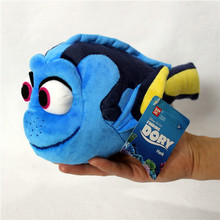 Free Shipping Cartoon Finding Dory toys 27cm=10.6Inch Cute Dory Fish Stuffed Animal Plush Toy Soft doll For Baby Gift