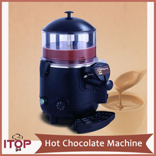 ITOP Electric Baine Marie Mixer.chocofairy 5L Commercial Hot Coffee Milk Wine Tea Dispenser Machine 5L Chocolate machine(China)