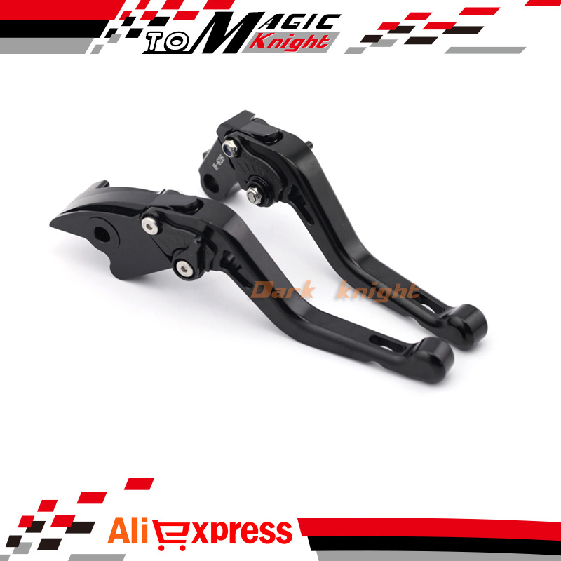 For HONDA CBR929 CBR 929 2000-2001 Black Motorcycle CNC Billet Aluminum Short Brake Clutch Levers<br>