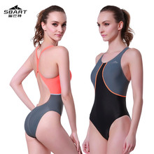 Professional Sports Swimwear For Women Monokini Backless Slimming Body Swim Suit Athletic Match Swimsuit Bathing Suit Plus Size
