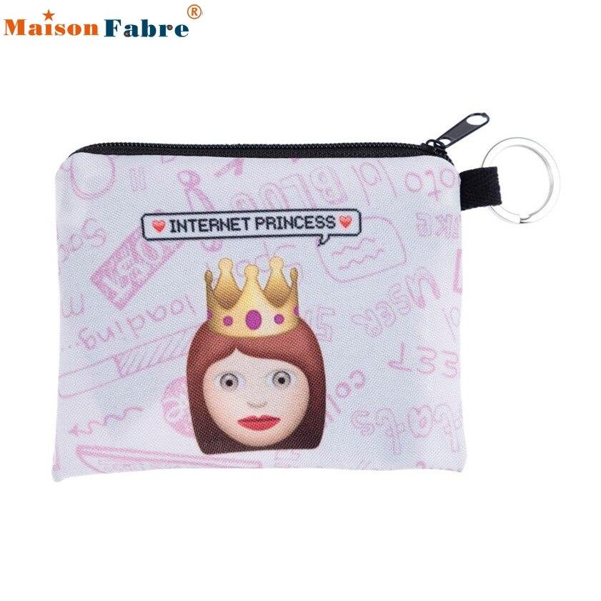 High Quality fashionable printing coins change purse Clutch zipper zero wallet phone key bags<br><br>Aliexpress