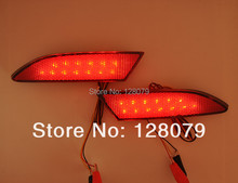 Backup Tail Rear Bumper Lamp LED Reflector stop Brake light fog lamp for Ford Focus 2012(China)