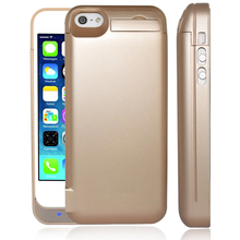 4500mAh For iPhone 5 5S 5C SE Battery Charger Case Power Case External Battery Pack Power Case Power banks case covers