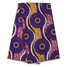 Chinese ali express Supplier Wholesale Guarantted quality African Printed Fabric Real Wax hollandais wax for wholesale price