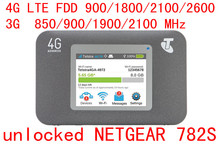 unlocked AirCard 782S Mobile Hotspot 4G lte FDD all band 4g Mifi router pocket wifi wireless dongle pk 760s 790s 785s 762s y800
