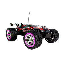 RC Car 4CH 4WD Bigfoot High Speed Racing Car Remote Control Car Model Off-Road Vehicle Toy
