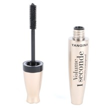 Lady 3D Fiber Mascara Long Black Lash Eyelash Extension Waterproof Eye Makeup