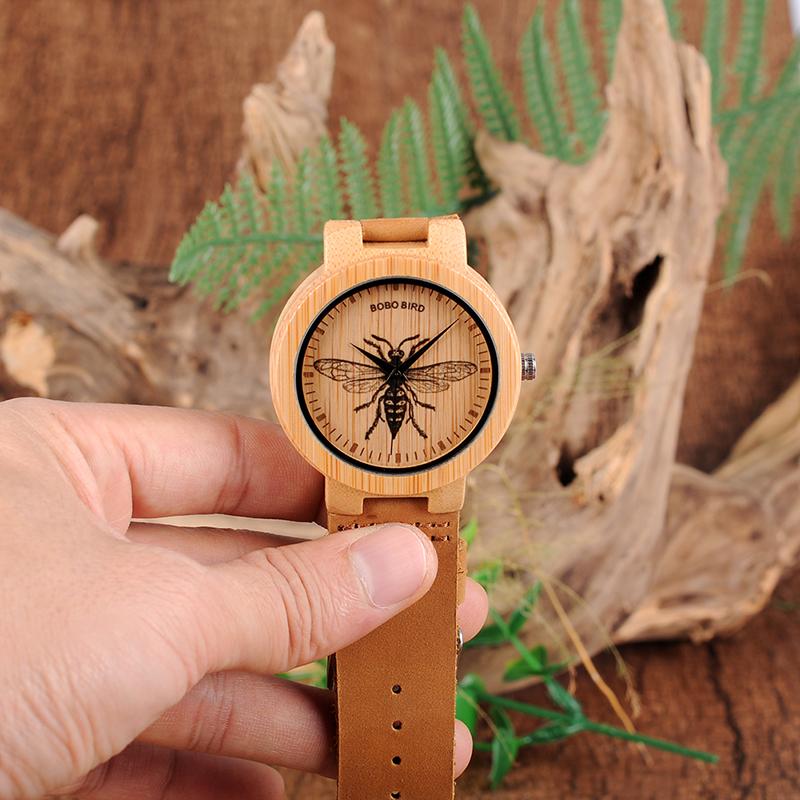 wooden men wrist watches for men bobo bird (26)