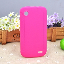 High Quality Best Price Free Shipping Protective Soft TPU Gel Back Case For Lenovo A800 Cell Phone Cover  With Opp Bag