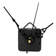 High Quality New Quartz Black Wall Clock Movement Mechanism Repair Parts Kit WN0410(China)