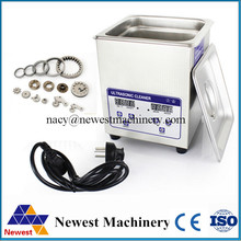JP-010S 2L Capacity Ultrasonic Cleaning Machine,Heater Timer  Adjustable Stainless Tank For Electronic Cleaning Machine