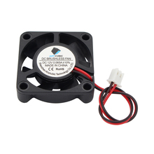 ANYCUBIC 12V Brushless 4010 Cooling Fan 40X40X10mm Or 3010 Mini PC Fan 30x30x10mm With 2-Pin Dupont Wire For 3D Printer