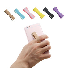 100Pcs Light Weight Elastic Finger Grip Mobile Phone Holder Ond Hand Control Stand For iPhone 7 Xiaomi Redmi 4x