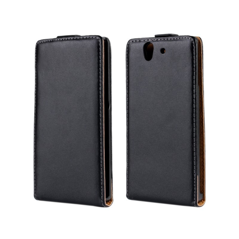 Mobile Phone Case Sony Xperia Z C6603 PU Leather Vertical Flip Cover Bag Shell Coque Etui Xperia Z Hoesje Capinha