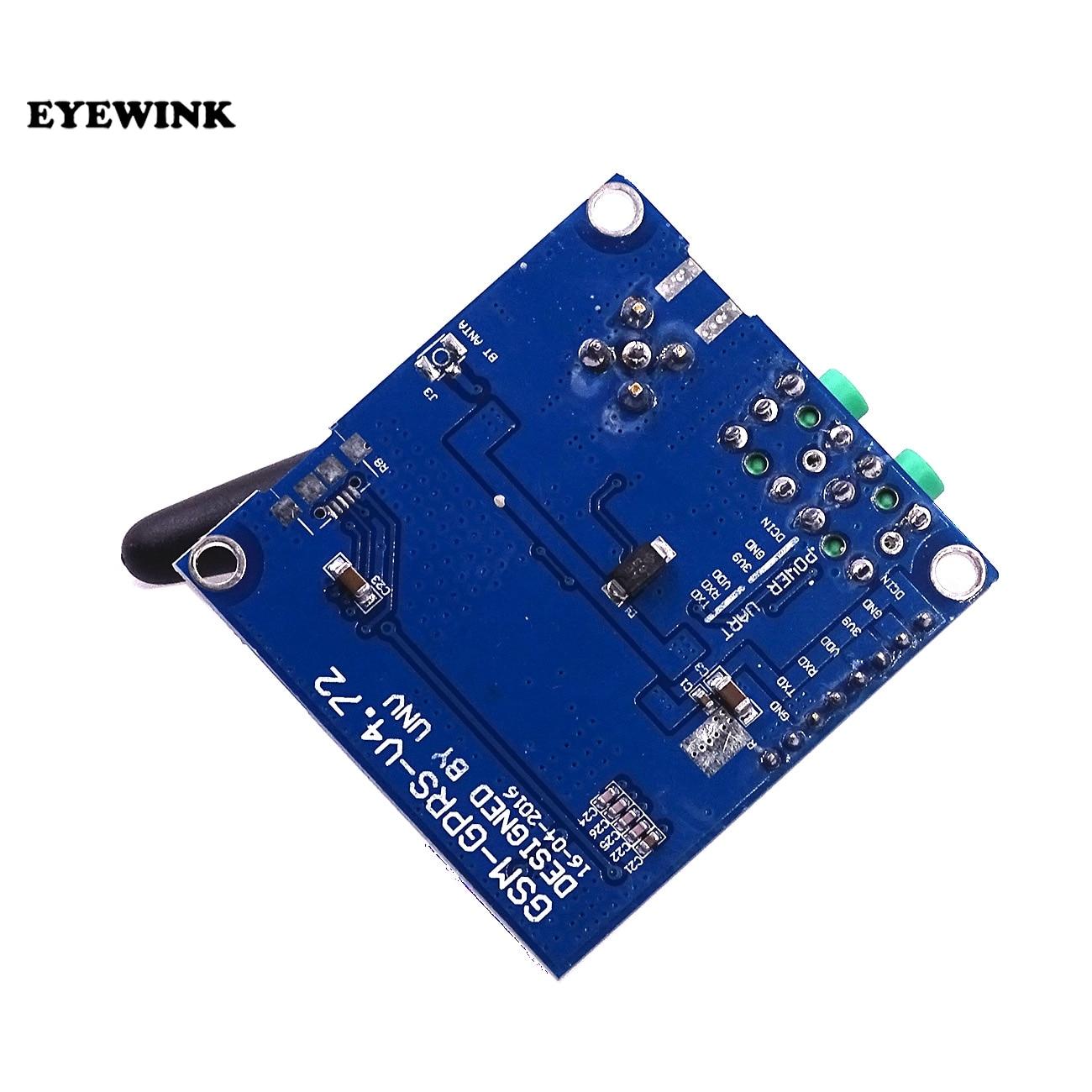SIM800 MINI V4.0 Wireless Modul GSM GPRS STM32 Board Kit Antenna V4.0