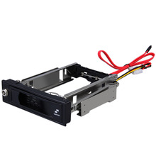 "2016 Newest HD310 SATA HDD-Rom Internal Enclosure Mobile Rack For  3.5"" HDD with Key Lock hot selling Drop Shipping"