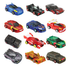 Fashion Korea Magic Rider Deformation Racing Model Car Toys for Kids