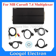 For MB Carsoft 7.4 Multiplexer For MB Carsoft MCU Controlled Interface for Mercedes Benz Carsoft 7.4 Diagnostic Tool