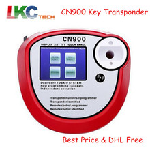 DHL Free CN900 Transponder Key Programmer CN 900 Key Copy Machine V2.02.3.38 Latest Version Auto key Maker CN-900