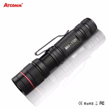 800 Lumen Mini LED Flashlight IP65 Waterproof CREE Q5 Portable Tactical LED Diode Torch Outdoor Emergency Lighting AA Battery
