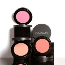 Fabulous Genuine 11 Colors Blush Soymilk Matte Pearl Rouge Blush High Quality Make Up Face Blusher(China)