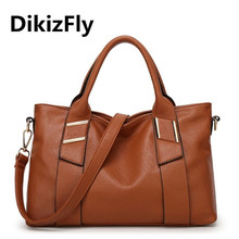 Buy New Arrival women bags Casual handbags large capacity Totes Messenger bags European American style famous brand Shoudler bag for $28.02 in AliExpress store