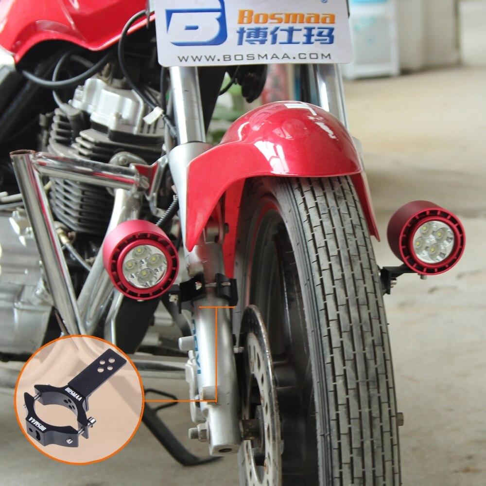 64 M211 motorcycle led headlight